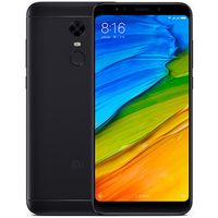 Xiaomi Redmi 5 Plus 3GB/32GB Black/Черный Global Version