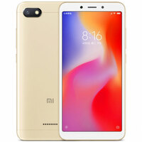Xiaomi Redmi 6A 2GB/16GB Gold/Золотой Global Version
